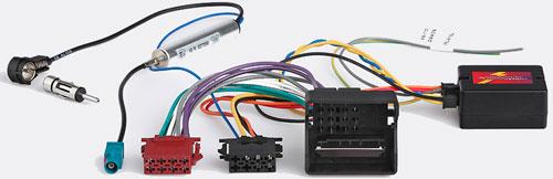 CAN Bus Adapter mit 4 Funktionen + Phantomeinspeisung für Audi/Ford/Opel/Seat/Skoda und VW