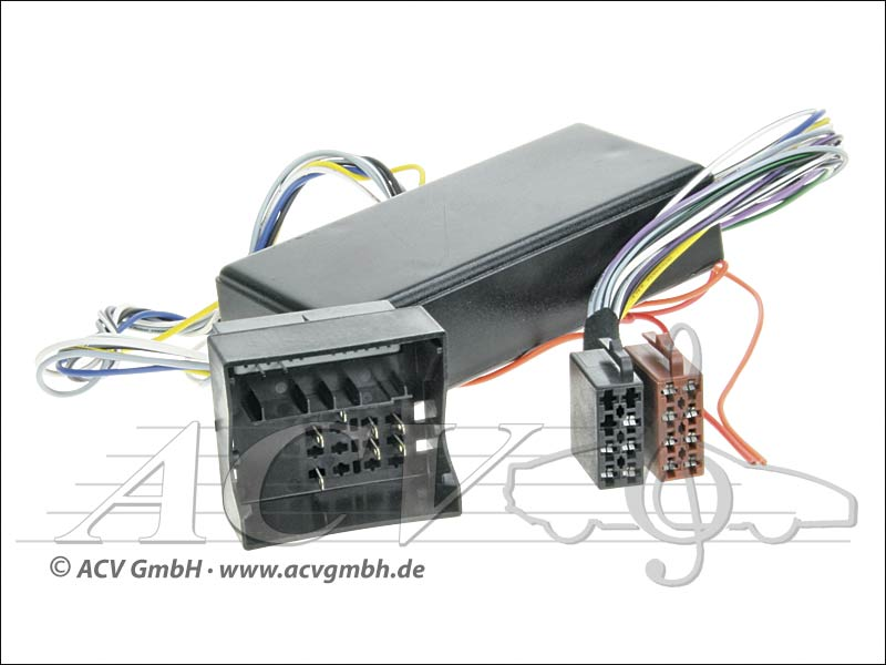 ACV 1324-1350 System adattatore Audi Active (BOSE)