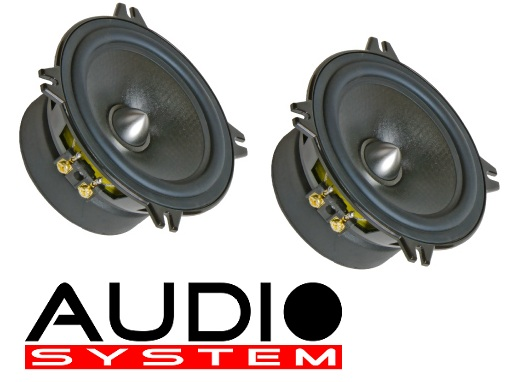 Audio System EX 130 PHASE 13cm high end woofer