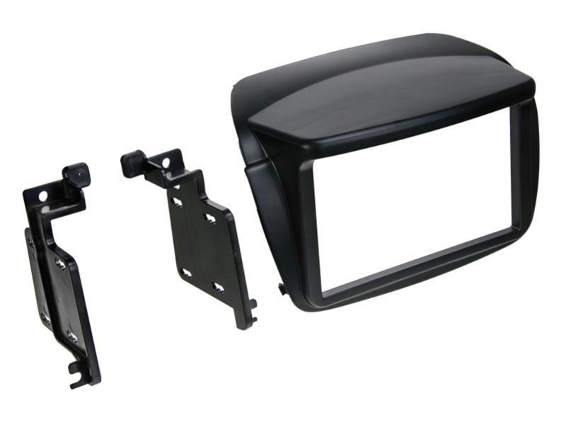 ACV 381094-26 2-DIN RB Fiat Doblo 2010> / Opel Combo > 2012 black