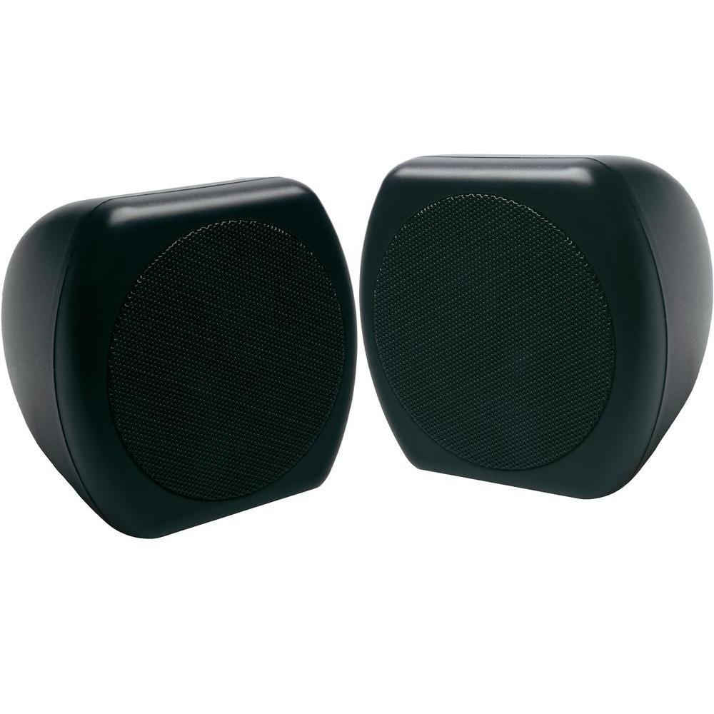 Sinustec UB-1000 Breitbandlautsprecher 2x 50W rms Aufbaulautsprecher