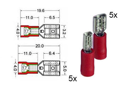 RTA 151.100-0 Range receptacles containing