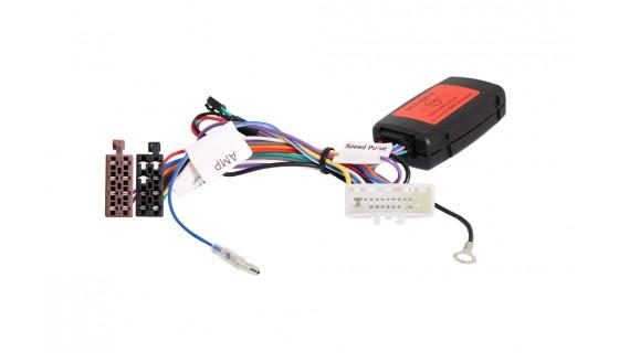 RTA 013.276-0 Premium adattatore analogico del volante , per Nissan Navara ( 07 ) Quashai (pulsante telefono)