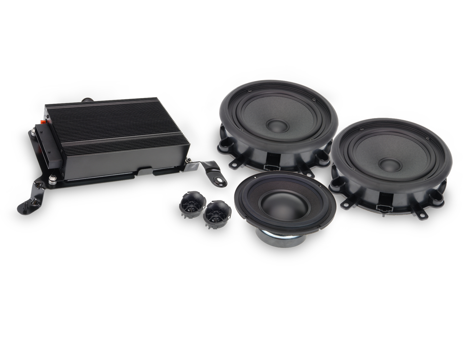 Alpine SPC-300A3 Premium Austausch-Lautsprechersystem für Audi A3 (8P/8PA)