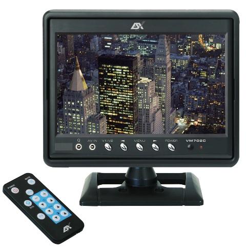 "ESX VM702C ESX 7"" TFT-Monitor VM 702 C"