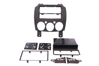 RTA 002.391-0 Multi-frame mounting kit with storage compartment, ABS version matt - black
