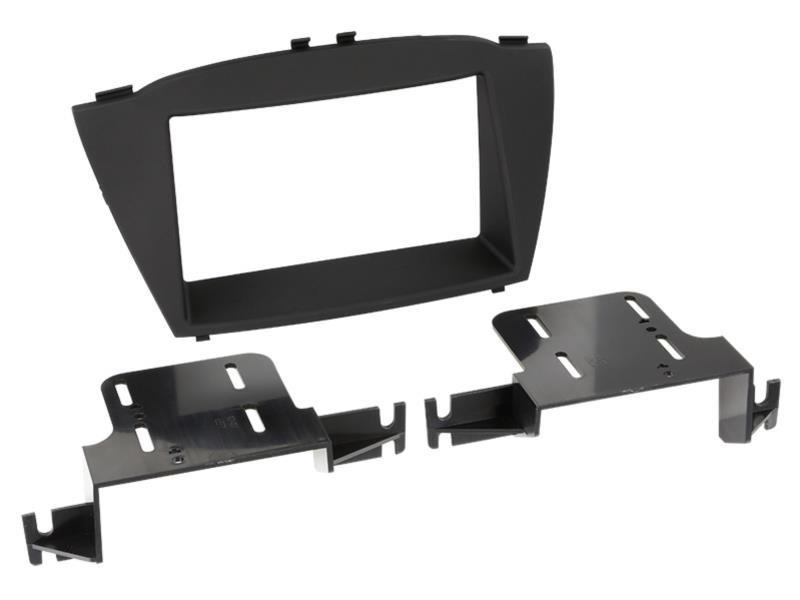 ACV 381143-36 2-DIN RB Hyundai ix35 2013- > black