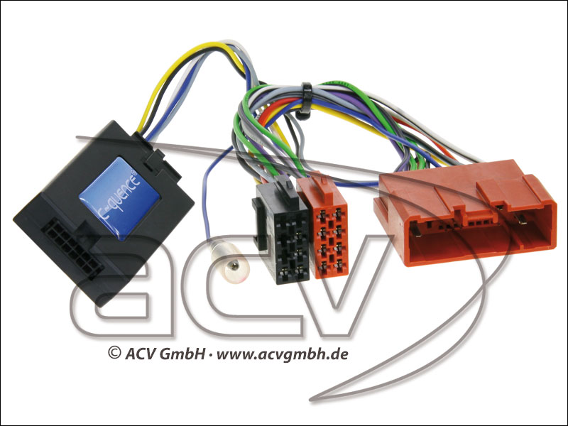 42-MZ-506 Wheel Adapter Mazda 3/MX-5 non-amplified> Blaupunkt