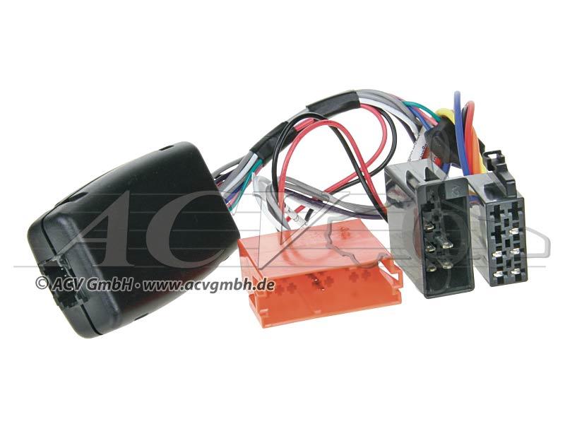 42-1444-401 steering wheel adapter Citroen / Fiat / Peugeot 06 -> VDO Dayt