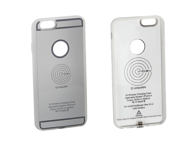ACV 240000-21-01 Inbay® Charger for iPhone 6 / 6S silver