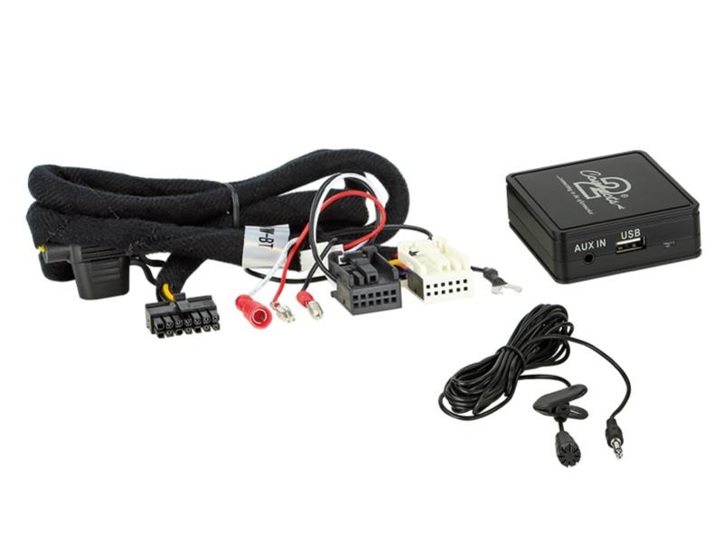ACV 58vgbt009 Bluetooth VW adaptateur avec connexion Quadlock