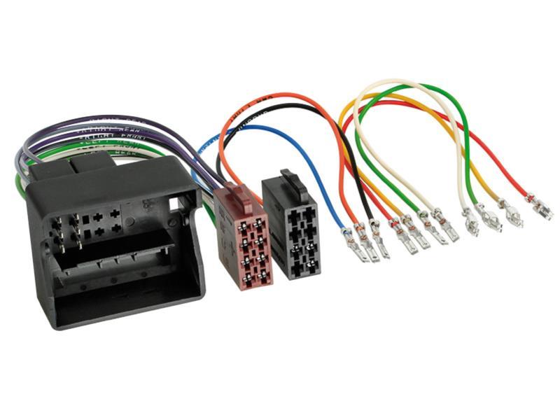ACV 1341-20 RAK quadlock > ISO pluggable power supply