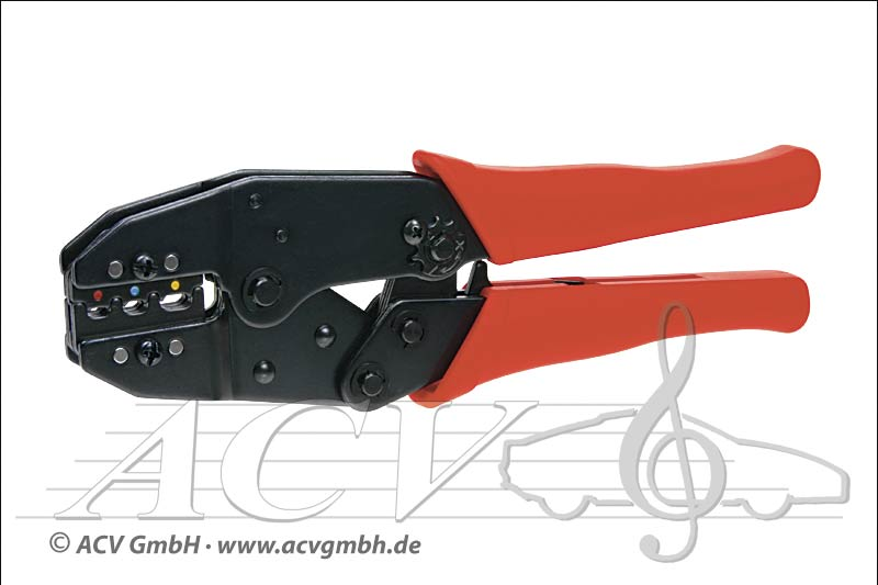 ACV 379 040 crimping tool for insulated connectors Klemmber