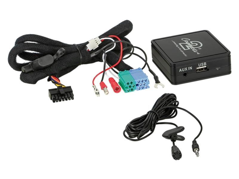 ACV 58vgbt003 Bluetooth adapter VW with ISO connection