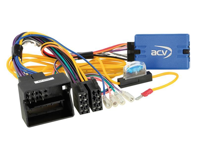 ACV 42-MC-511 SWC Mercedes Vito (Audio 15 ) > Blaupunkt