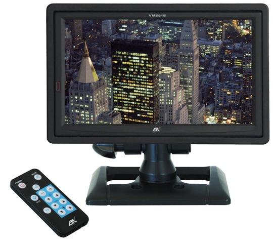 """ESX VM581S ESX 5.8"""" TFT-Monitor VM 581 S"""