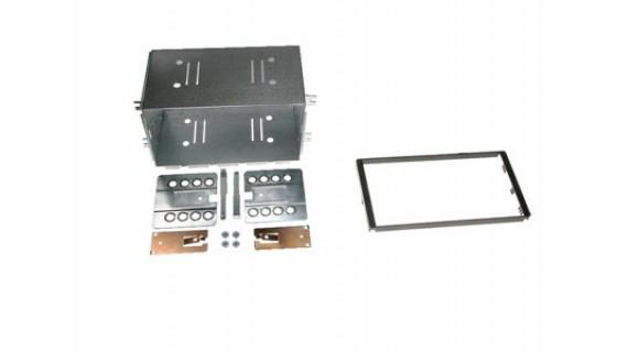 RTA 002.400P1-2 Double DIN Profi Frame, black , KIA Magento II 05 > 10
