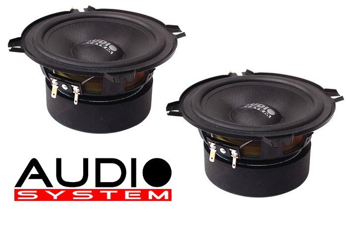 Audio System EX 130 DUST 13cm high end woofer
