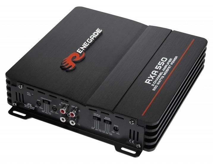 RENEGADE RXA550 AMP 2-KANAL - B-Ware