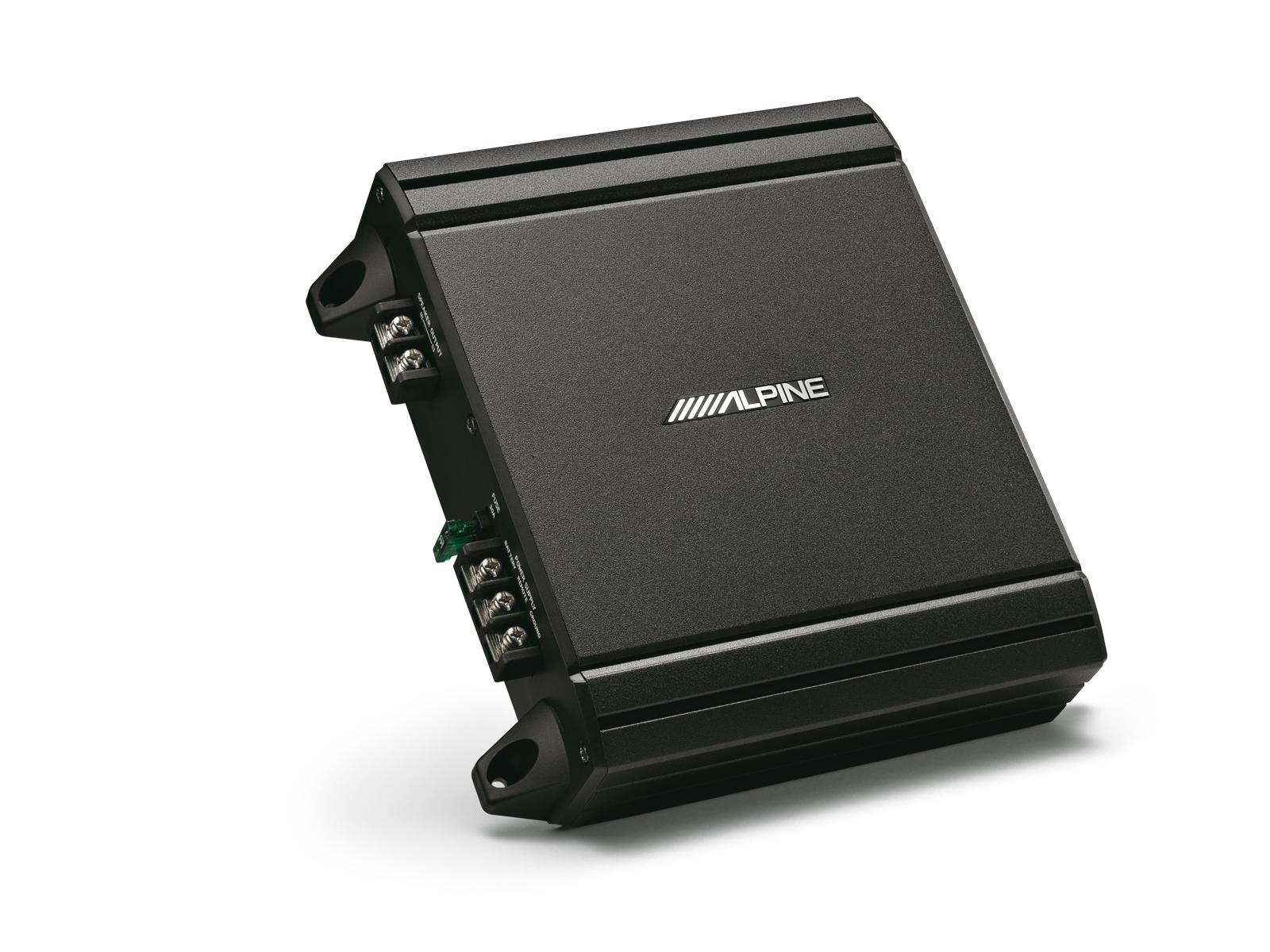 Alpine MRV-M250 Digitaler MONO-Verstärker 550 Watt Amplifier