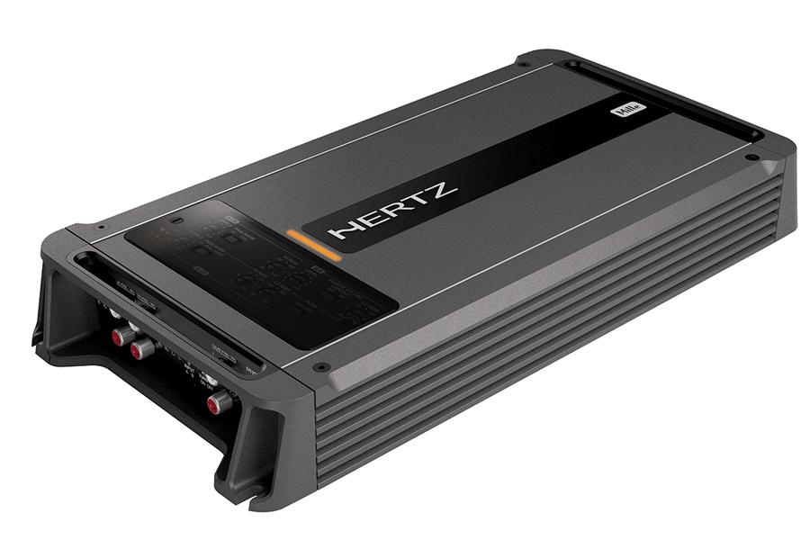 Hertz ML Power 5 5-Kanal-Endstufe D-CLASS 5 CH. AMPLIFIER 4x100W+1x550W
