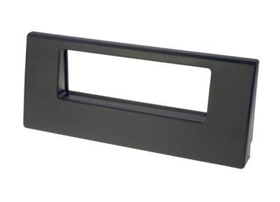 RTA 000.345-0 1- DIN Einbaurahmen, ABS schwarz BMW 5er und LANDROVER MK II E/94 - 02