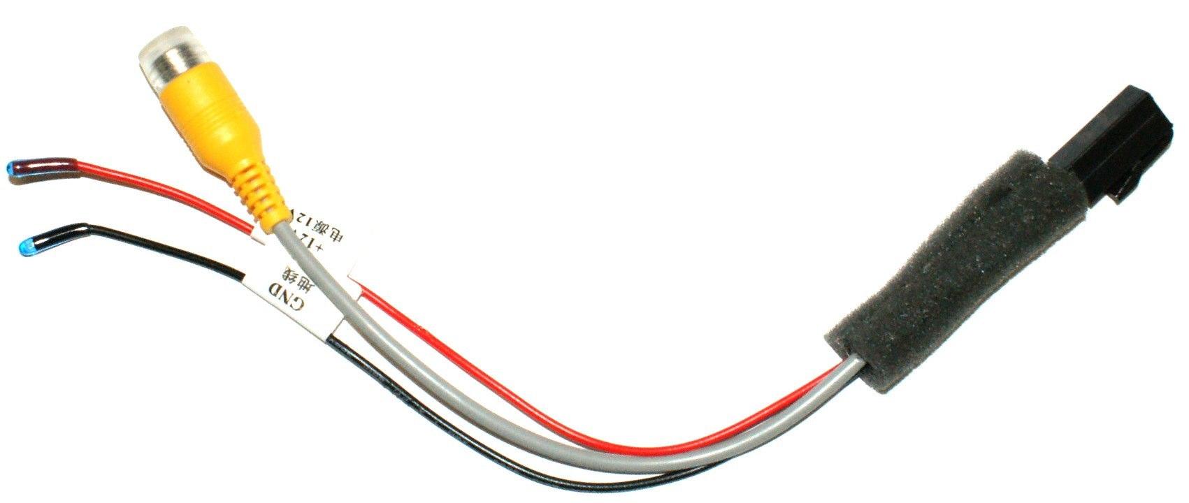 ESX VNA-CAM1 Anschlußkabel Adapter für Front Kamera Anschluss ESX Naviceiver