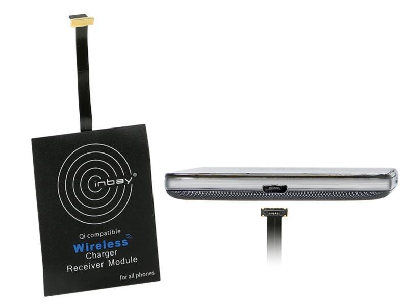 ACV 240000-25-08 Inbay® Universal Inductive Qi charging USB receiver down