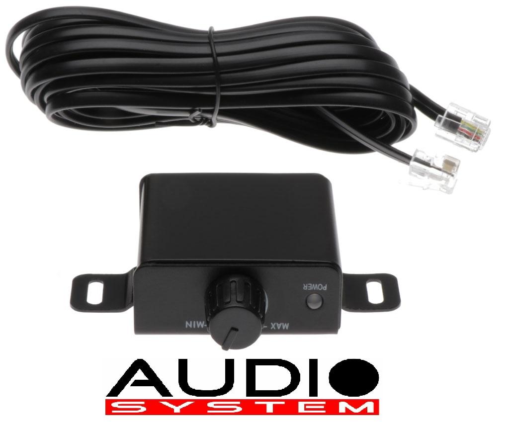 Audio System RTC Series Remote Control Kabel Fernbedienung Audio System Verstärker
