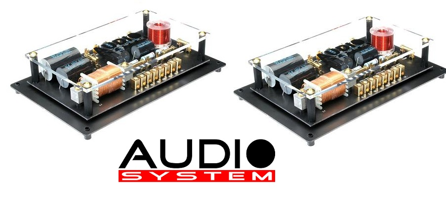 Audio system FWHX-1 2-way crossover FWHX1