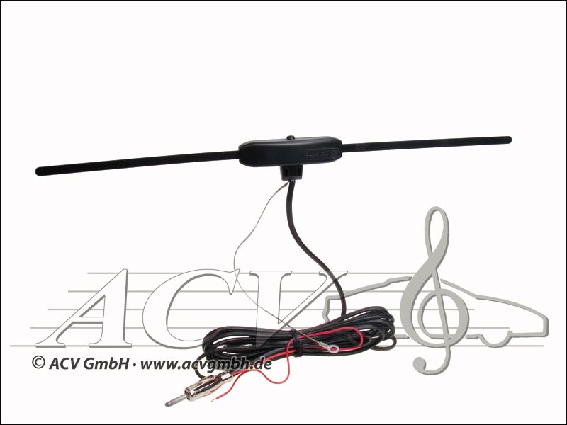 "151000-04 ""Double Amplified Universal window aerial"