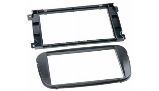 RTA 002.237P1-0 Doppio DIN lunetta anziano, nero Ford Focus , C , S - Max , Mondeo , Galaxy 07 >
