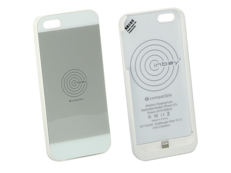 ACV 240000-20-01 Inbay® Charger for iPhone 5 / 5S white