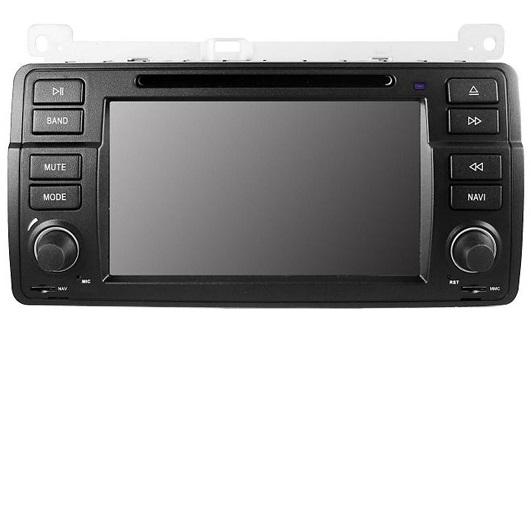 Dynavin DVN-E46 Pro Multimedia Navigation N7 Plattform für BMW 3er (E46) 05/1998 - 02/2007 + Navigationssoftware