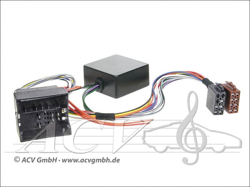 ACV 1324-1351 System adattatore Audi Active (Infinito)