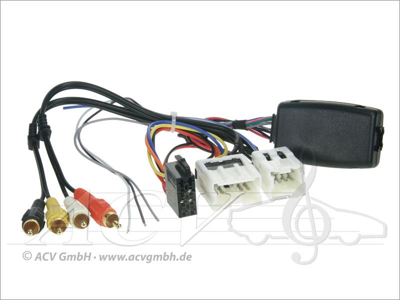 42-1214-401 Iadattatore Nissan con sistema attivo -> VDO
