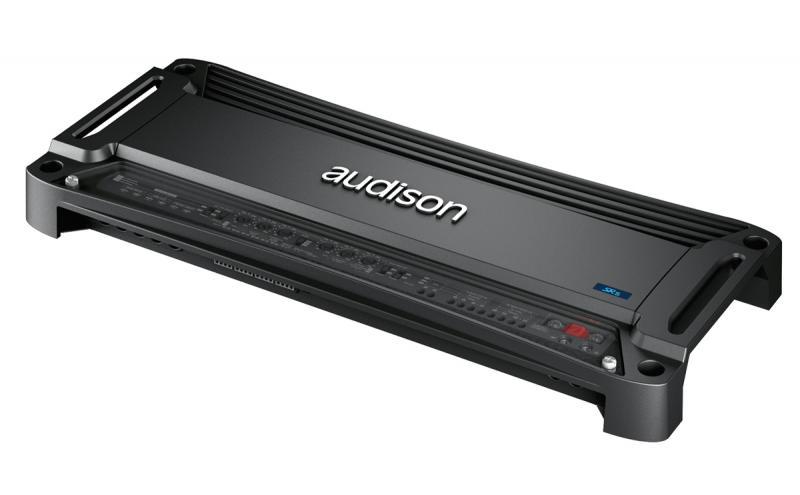 Audison SR 5 - 5-Kanal-Verstärker 5 CHANNEL AMPLIFIER 4x70W+1x260W