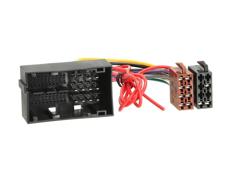 ACV 1095-02 RAK Fiat/Citroen/Dodge/Jeep/Peugeot> ISO Lautsprecher