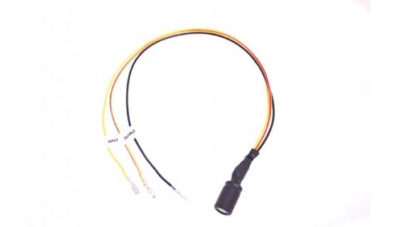 RTA 004.022-0 Adapterkabel mit Pufferkondensator, Dauerstrom (Kl. 30) für Start Stop Automatik