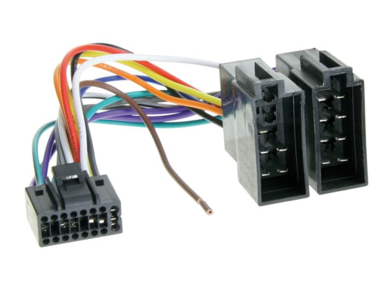 ACV 458006 RAK - > ISO CLARION VRX série 16 PIN