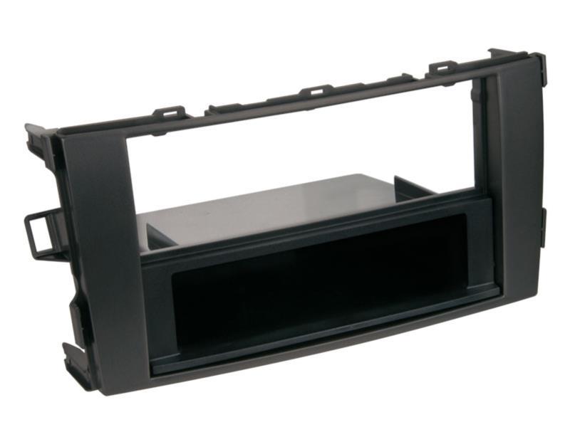 ACV 281300-13-2 RB 2 DIN avec spécialisée Toyota Auris 2007 > noir