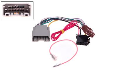 RTA 004.053-0 Véhicule-câble adaptateur spécifique