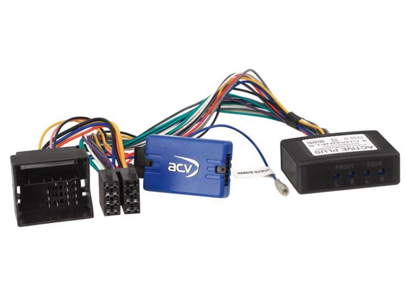 ACV 42-BM-407 SWC BMW 3/5 / X5 with Sound System > Zenec