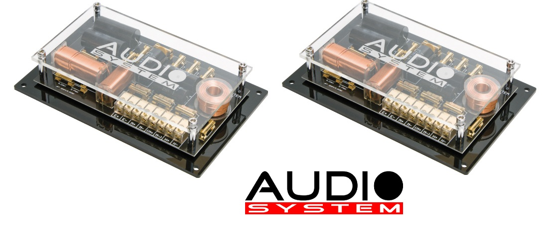 Audio system FWHX-PHASE HIGH-END 2 way crossover FWHX