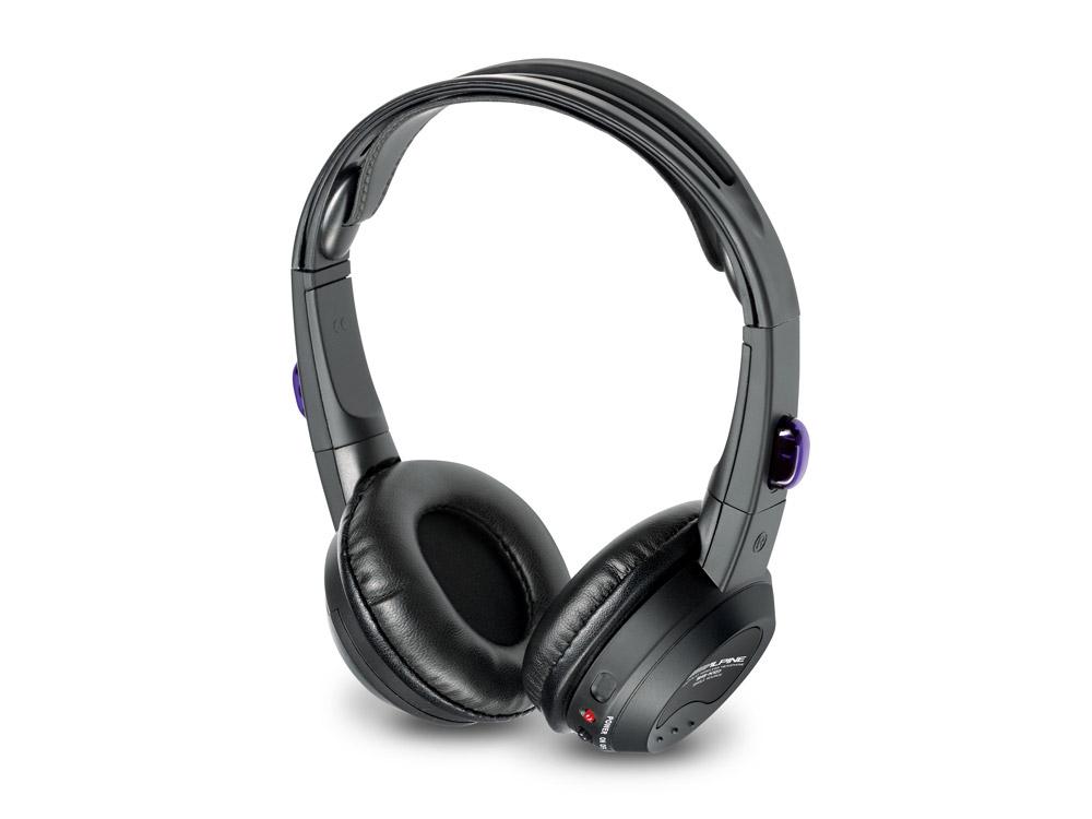 Alpine SHS-N107 Flacher Kabeloser Kopfhörer für eine Quelle
