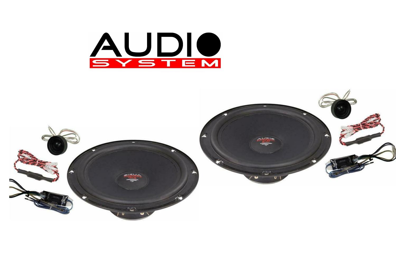 Audio System R 200 EM EVO 2 RADION-SERIES 2-Wege System
