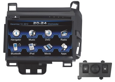 ESX VN710-LX-CT200H naviceiver double DIN / Navigation for Lexus CT200h 2010>