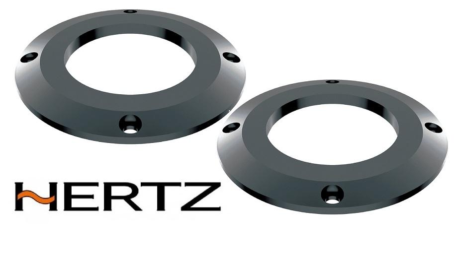 Hertz AFR 25 Aluminiumring für ST 25 SET ALUMINUM FIXING RING SET FOR ST 25 - 1 Paar