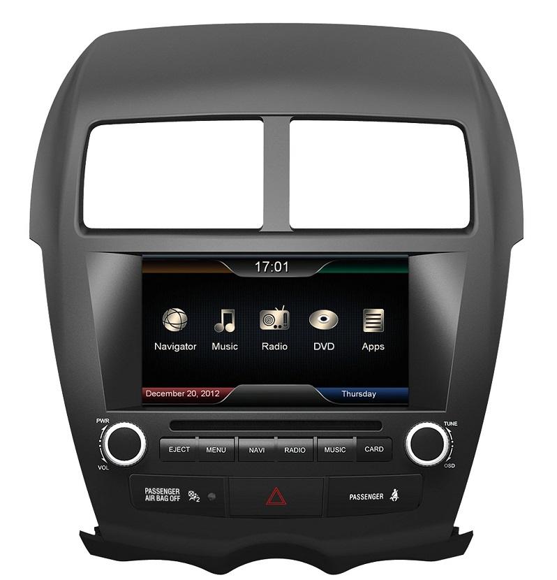ESX VN710-MT-ASX-DAB Navigation, Autoradio für Mitsubishi ASX (2010>) MIT DAB Tuner