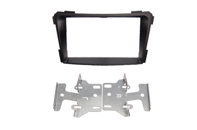RTA 002.457-2 Double DIN mounting frame suitable for all models, without factory navigation